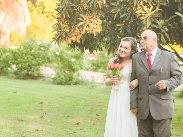 El matrimonio de Robinson y Valeria en Paine, Maipo 34