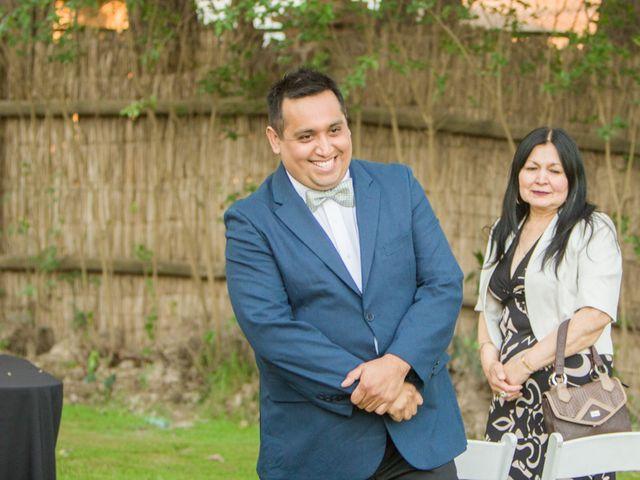 El matrimonio de Robinson y Valeria en Paine, Maipo 35