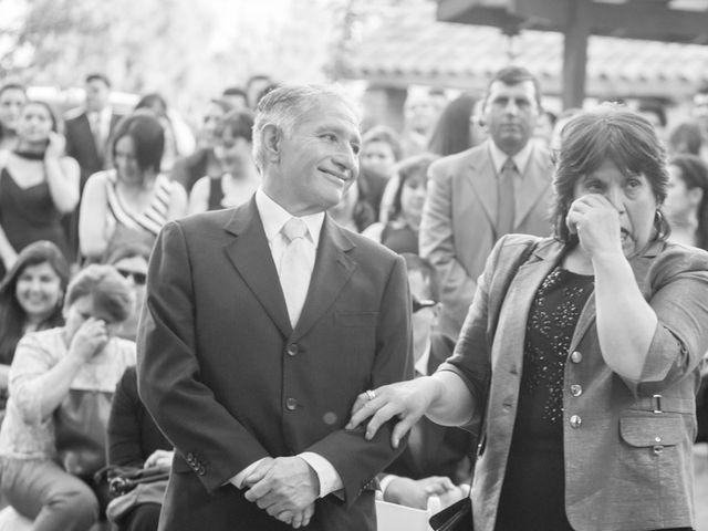 El matrimonio de Robinson y Valeria en Paine, Maipo 43