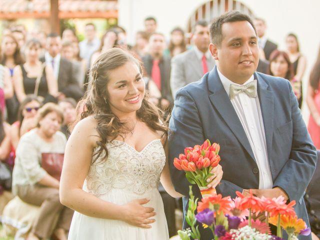 El matrimonio de Robinson y Valeria en Paine, Maipo 44