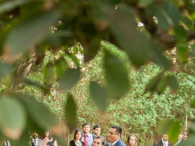 El matrimonio de Robinson y Valeria en Paine, Maipo 47