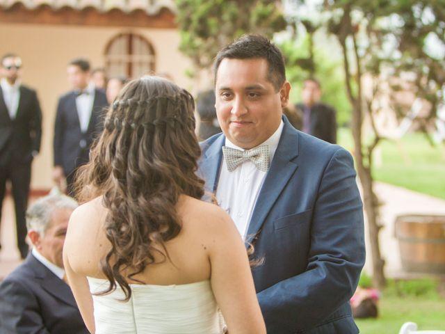 El matrimonio de Robinson y Valeria en Paine, Maipo 48