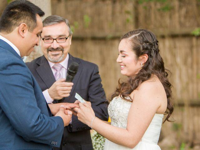 El matrimonio de Robinson y Valeria en Paine, Maipo 50