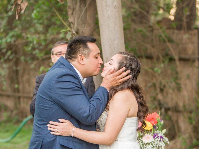 El matrimonio de Robinson y Valeria en Paine, Maipo 51