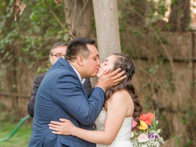 El matrimonio de Robinson y Valeria en Paine, Maipo 2