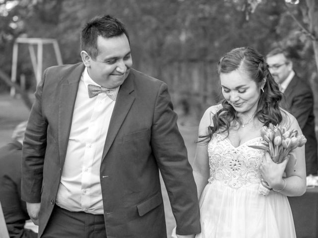 El matrimonio de Robinson y Valeria en Paine, Maipo 52