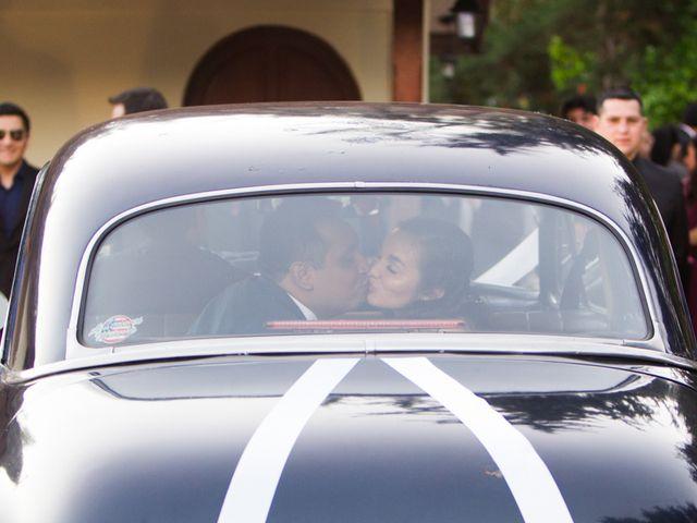 El matrimonio de Robinson y Valeria en Paine, Maipo 54