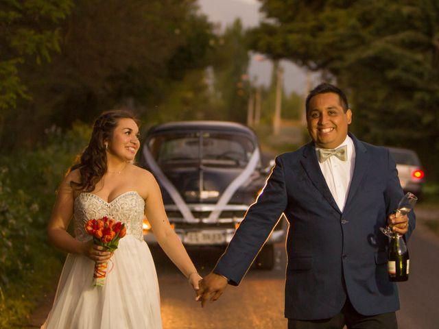 El matrimonio de Robinson y Valeria en Paine, Maipo 59