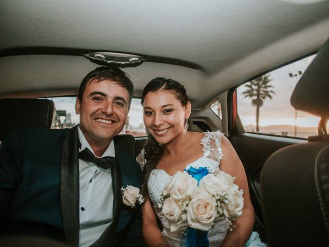 El matrimonio de Maciel y Nacho