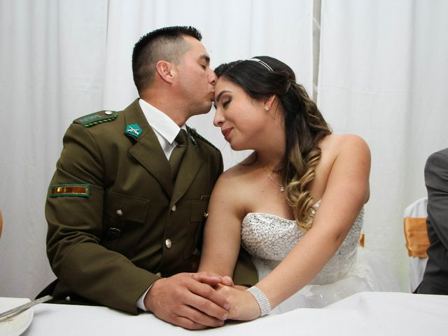 El matrimonio de Loreto  y Daniel