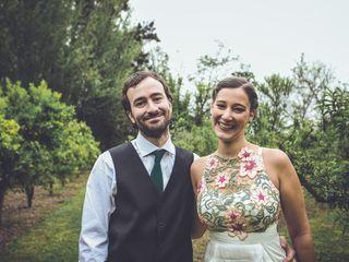 El matrimonio de Emilia y Tomas