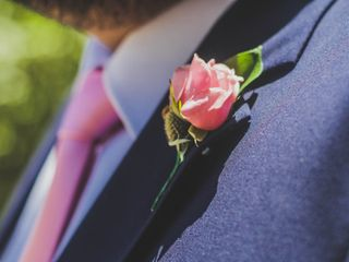 El matrimonio de Jennifer y Gabriel 2