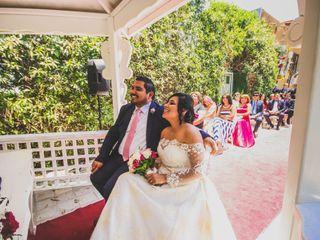 El matrimonio de Jennifer y Gabriel