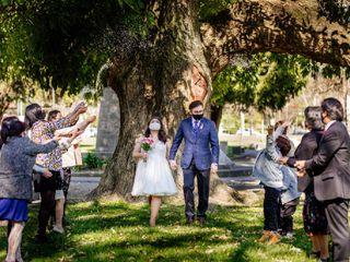 El matrimonio de Rocío y Esteban