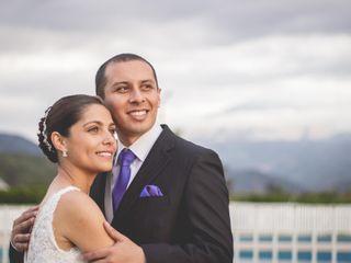El matrimonio de Pia y Hugo
