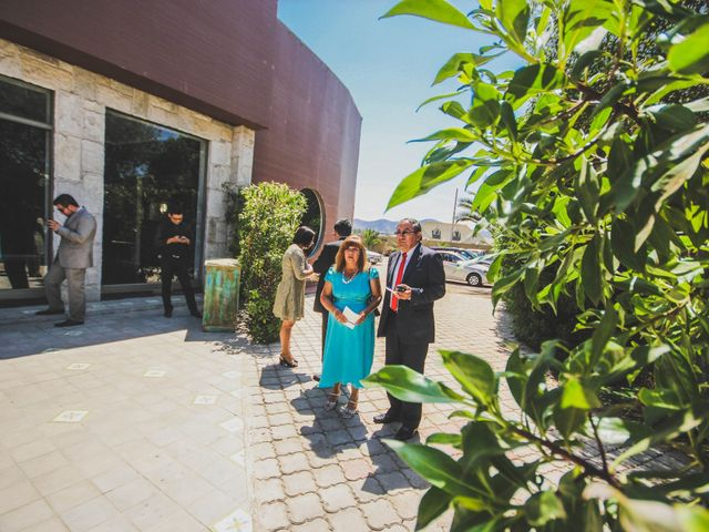 El matrimonio de Gabriel y Jennifer en La Serena, Elqui 6