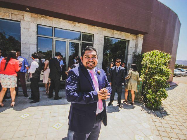 El matrimonio de Gabriel y Jennifer en La Serena, Elqui 8