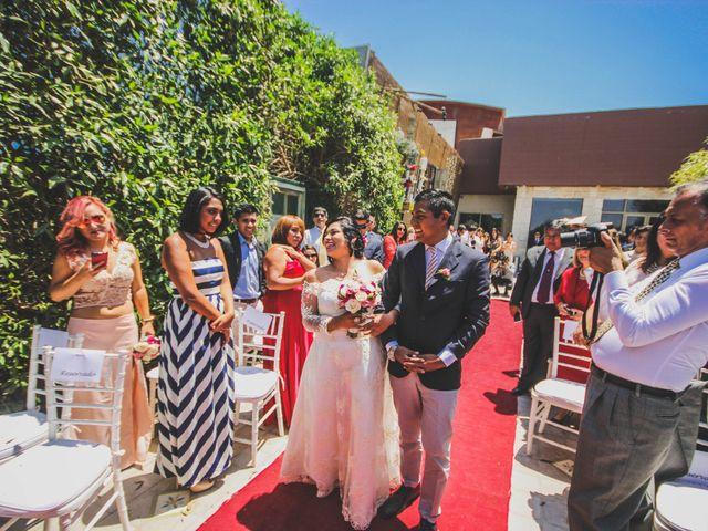 El matrimonio de Gabriel y Jennifer en La Serena, Elqui 11