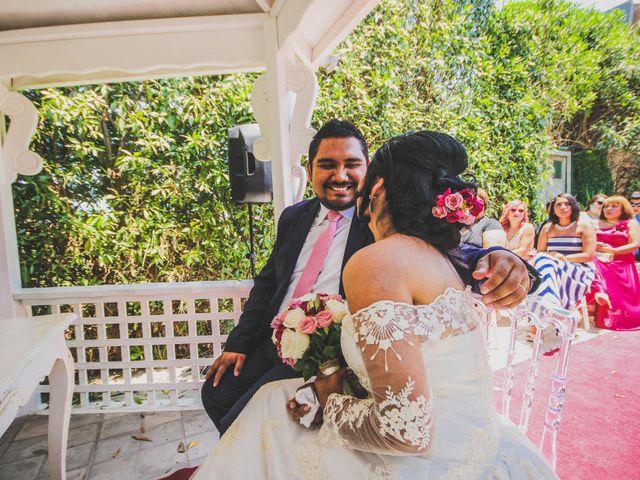 El matrimonio de Gabriel y Jennifer en La Serena, Elqui 13