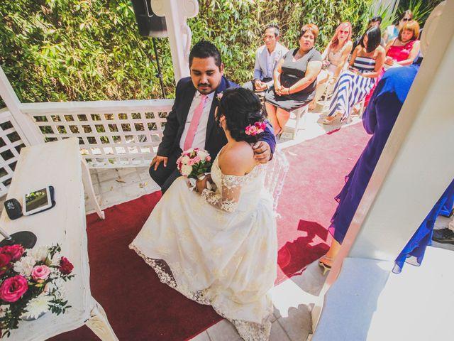 El matrimonio de Gabriel y Jennifer en La Serena, Elqui 15