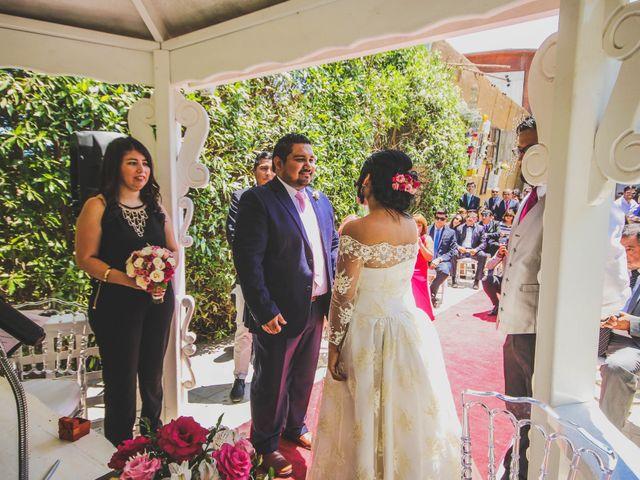 El matrimonio de Gabriel y Jennifer en La Serena, Elqui 17