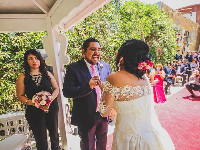 El matrimonio de Gabriel y Jennifer en La Serena, Elqui 19