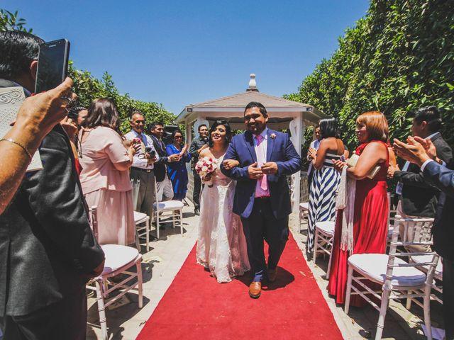 El matrimonio de Gabriel y Jennifer en La Serena, Elqui 21