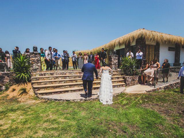 El matrimonio de Gabriel y Jennifer en La Serena, Elqui 29