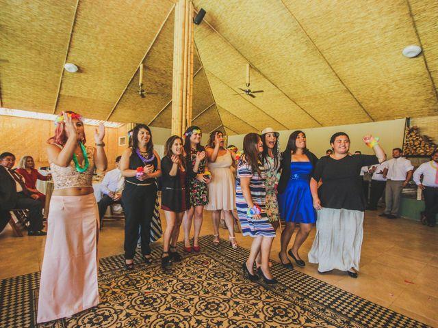 El matrimonio de Gabriel y Jennifer en La Serena, Elqui 53