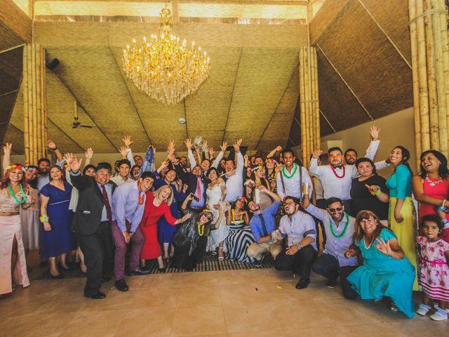 El matrimonio de Gabriel y Jennifer en La Serena, Elqui 2