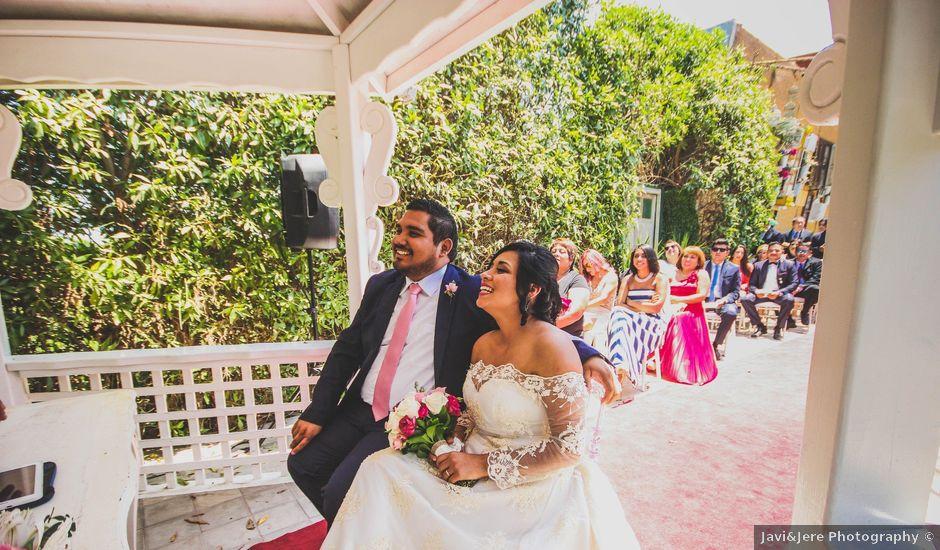 El matrimonio de Gabriel y Jennifer en La Serena, Elqui