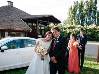 El matrimonio de Denisse  y Mario 1