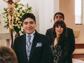 El matrimonio de Gullian y Paz 2