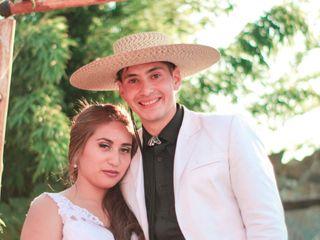 El matrimonio de Ariel y Gabriel