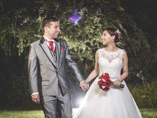 El matrimonio de Carla y Sebastian