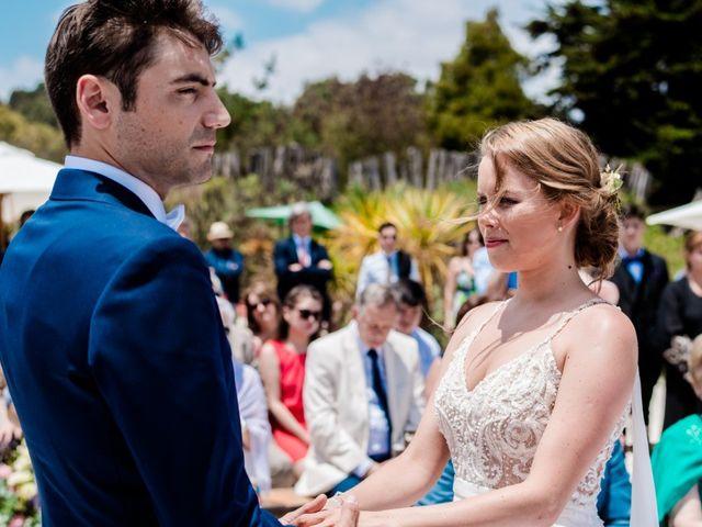 El matrimonio de Nicole y Andrés