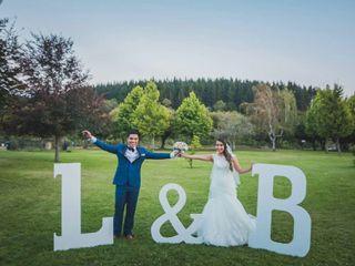 El matrimonio de Barbara y Luis 2