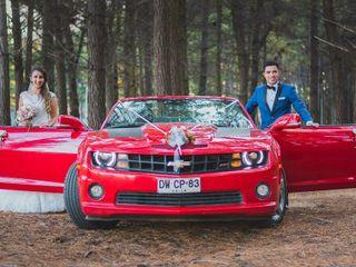 El matrimonio de Barbara y Luis 3