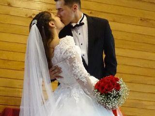 El matrimonio de Catherine y David 1