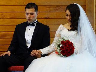 El matrimonio de Catherine y David
