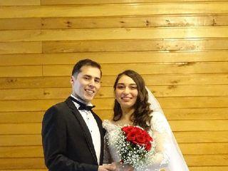 El matrimonio de Catherine y David 3
