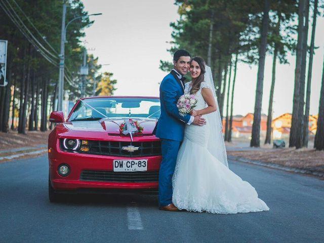El matrimonio de Barbara y Luis
