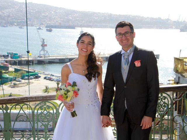 El matrimonio de Nelly y Hans