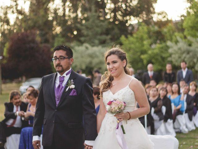El matrimonio de José y Constanza en Olmué, Quillota 17