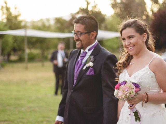 El matrimonio de José y Constanza en Olmué, Quillota 18