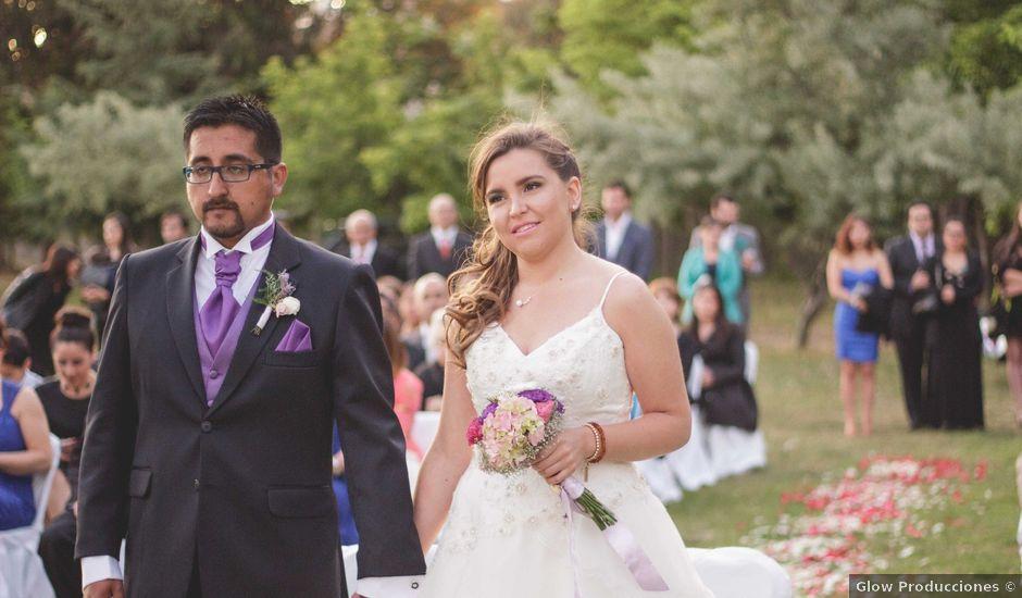 El matrimonio de José y Constanza en Olmué, Quillota