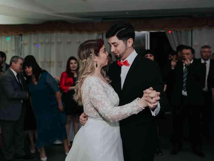 El matrimonio de Catalina y Christian