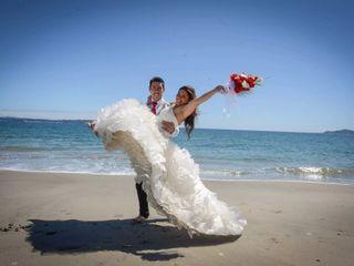El matrimonio de Anita  y Adrian