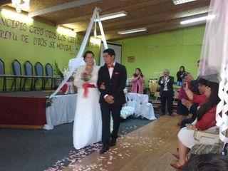 El matrimonio de Raquel  y Carlos