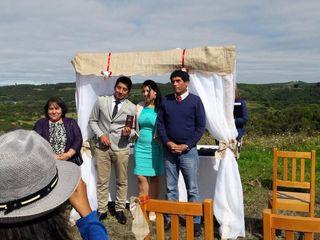 El matrimonio de Raquel  y Carlos 3